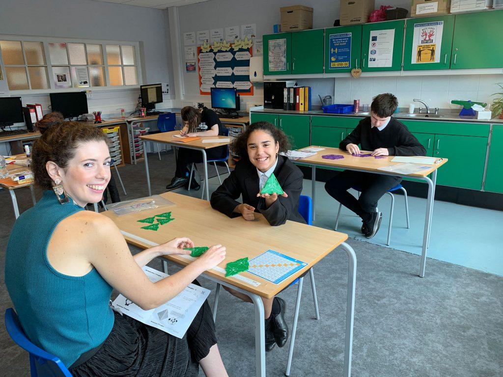 newhaven maths class