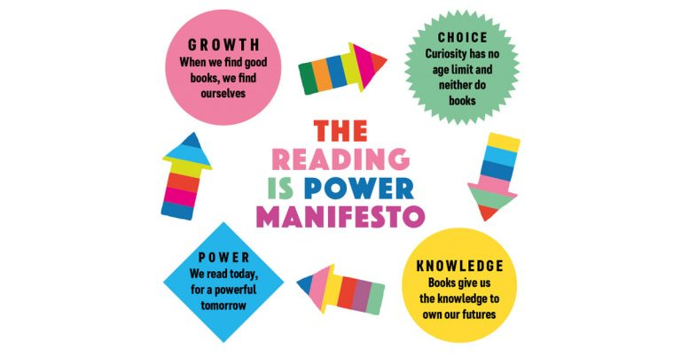 reading is power manifesto