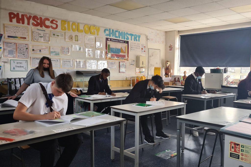 newhaven school class